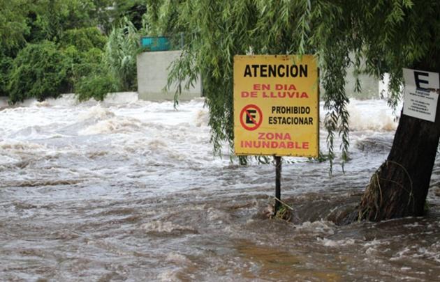 Peligro por crecida de ríos serranos (Foto: archivo).