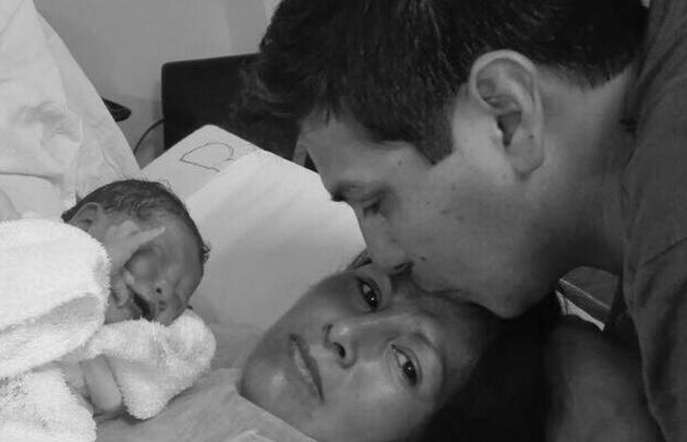El primer bebé del año nació a las 00:00 en Jujuy
