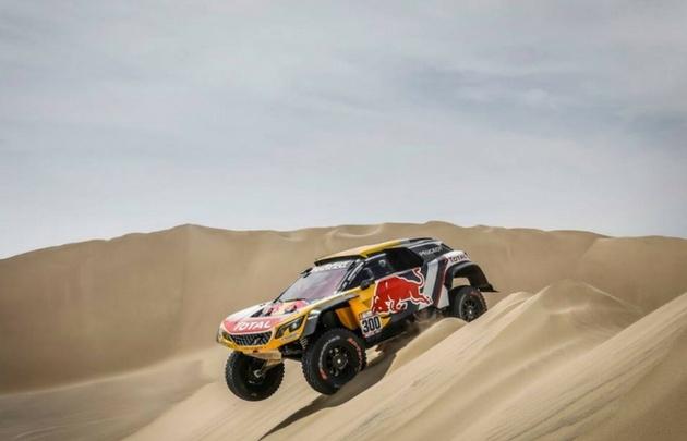 El Rally Dakar puso primera en Perú (Foto: Florent Gooden/Dakar.com)