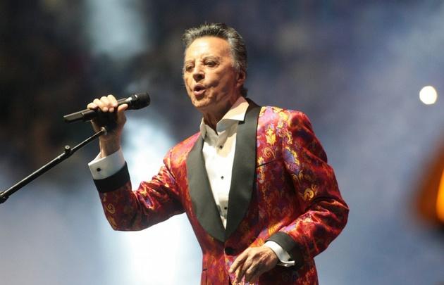 Palito Ortega se presenta esta noche en Carlos Paz