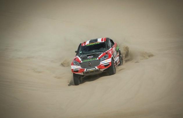 El Dakar 2018 completó su segundo capítulo.