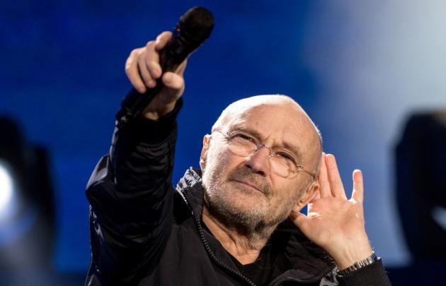 Phil Collins actuará el 19 de marzo en Instituto.