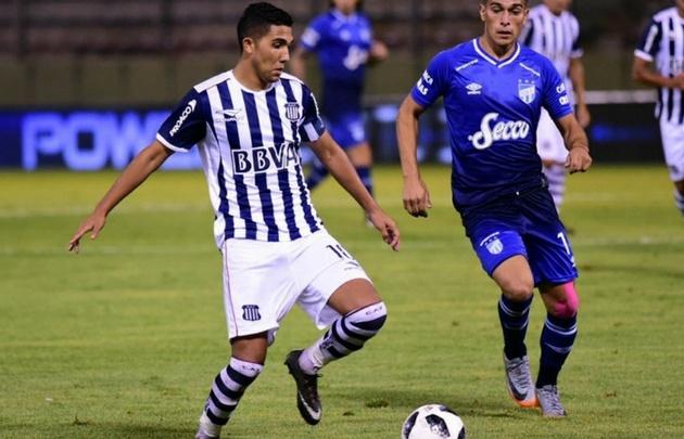 ''El Matador'' jugó su primer partido del año (Foto: Talleres)