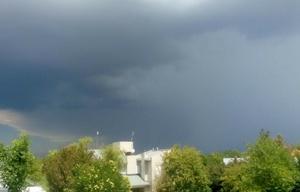 Rige un alerta por tormentas fuertes para varias provincias (Foto: Archivo)