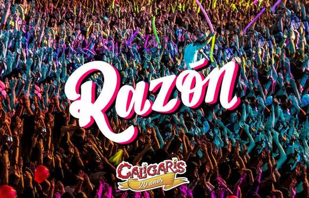 Los Caligaris ingresan al Top Ten con 'Razón'.