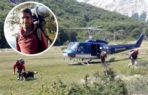 Joaquín Santos fue hallado tras 10 días de intensa búsqueda.