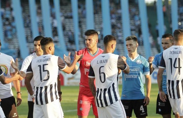 Talleres vs Belgrano.