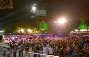 La Fiesta del Chamamé vivió su noche más convocante.