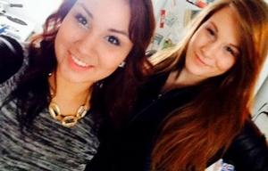 Una canadiense mató a su amiga, pero la selfie que se tomó antes la delató.