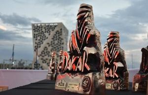 El Panal, sede de la esperada ceremonia final del Dakar.
