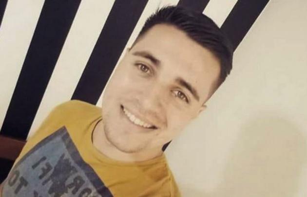 Augusto Paulon tenía 23 años.