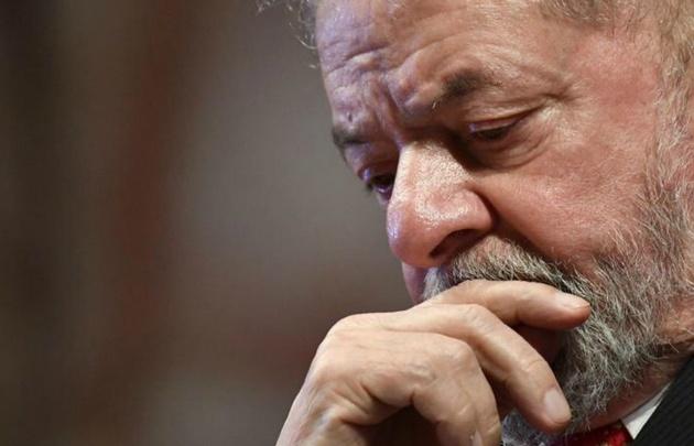 Lula fue condenado por corrupción.