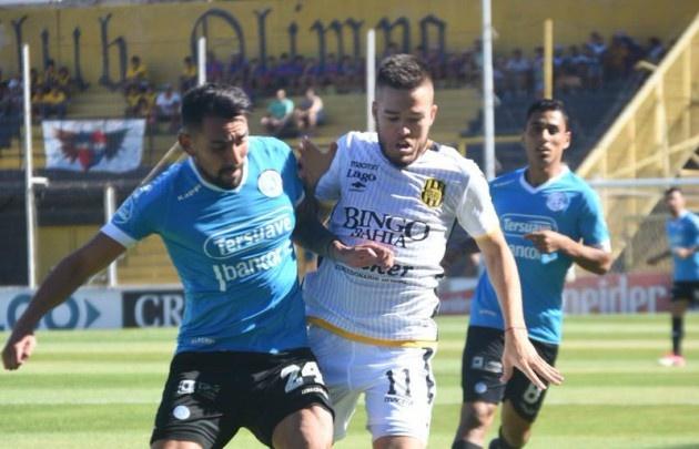 Belgrano venció a Olimpo en Bahía Blanca.