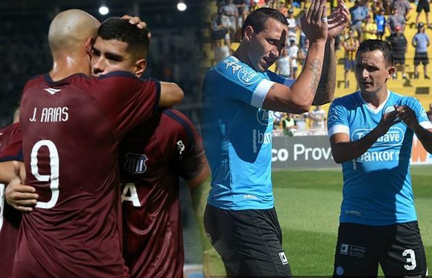 Talleres y Belgrano ganaron y se prendieron arriba.