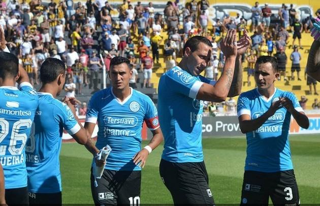 Belgrano ganó y escaló en la tabla.