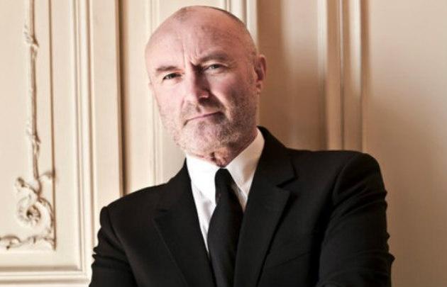 """Phil Collins se prepara para su gira """"No estoy muerto""""."""
