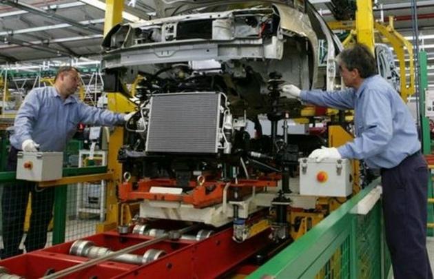 La actividad industrial creció 1,8% el año pasado.
