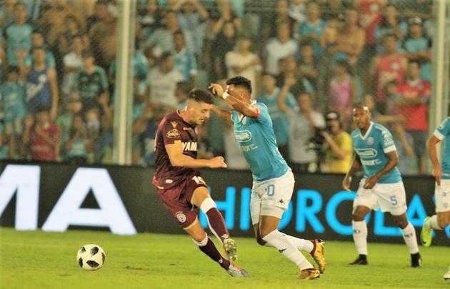 Belgrano recibe al golpeado Lanús en Alberdi