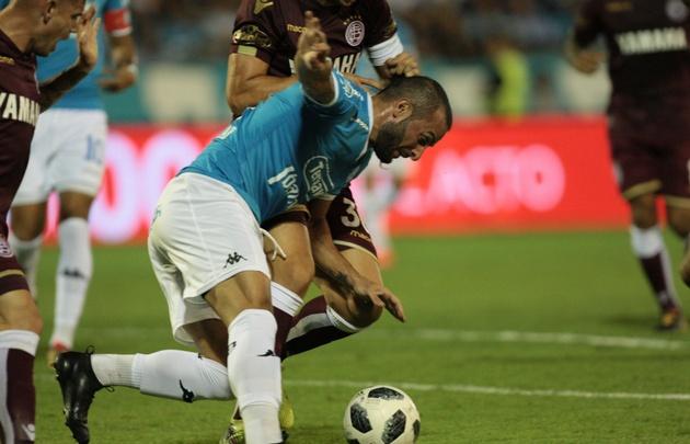 Belgrano y Lanís no se sacaron ventaja en Alberdi.