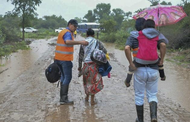 La Fundación Cultura Nativa colabora con los afectados en Salta.