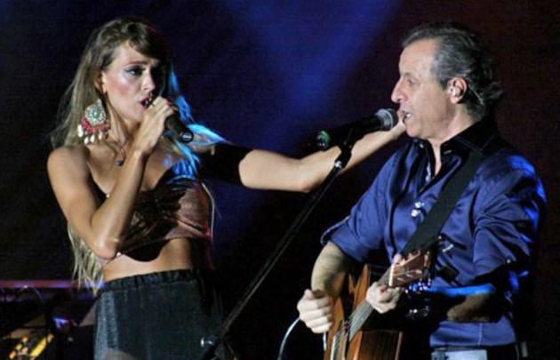 Coki Ramírez y Alberto Plaza se presentan en el Luxor.