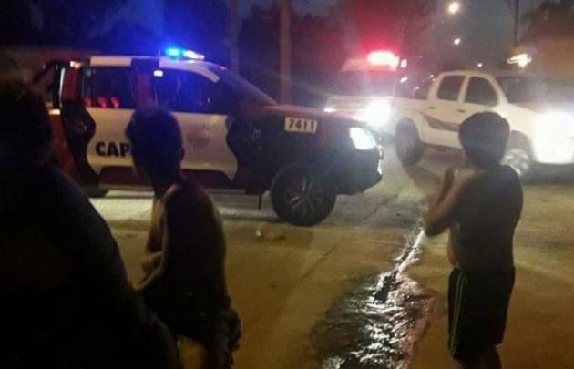 El pequeño de 2 años fue atropellado en las calles Mendoza y Monteagudo.