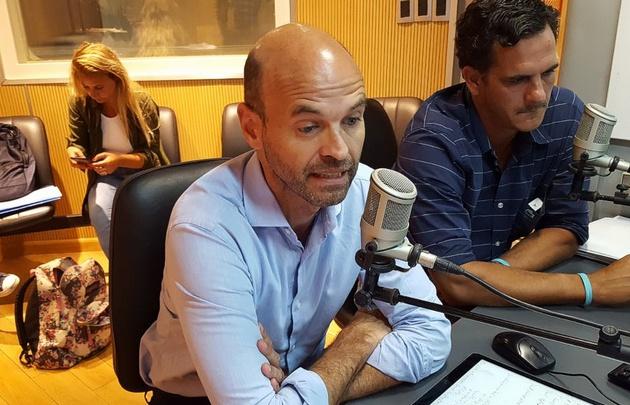 Guillermo Dietrich, ministro de Transporte de la Nación, en Viva la Radio.