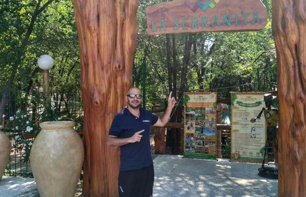Operativo Verano: Ale Bustos en La Serranita