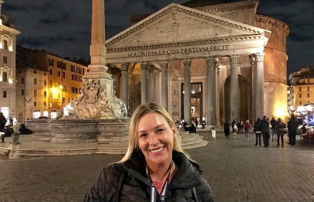 El Pateón de Roma