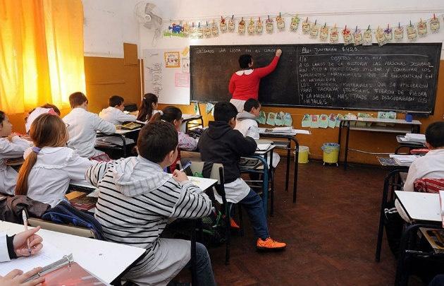 El comienzo del ciclo lectivo tuvo alto presentismo de docentes.