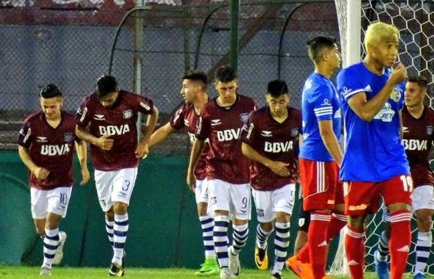 El Sub 20 de Talleres arrancó con el pie derecho (Foto: @CATalleresdecba)