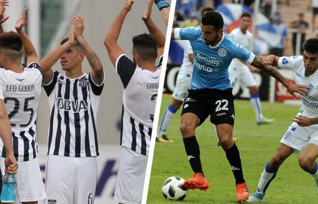 Talleres está segundo; Belgrano, noveno.