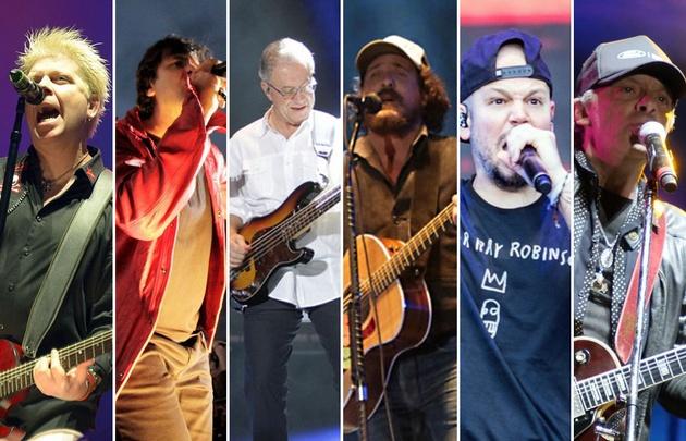 Los seis artistas elegidos por FM Córdoba.