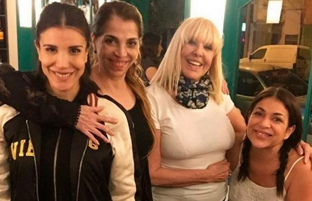 Andrea Rincón dejó el elenco de Acaloradas