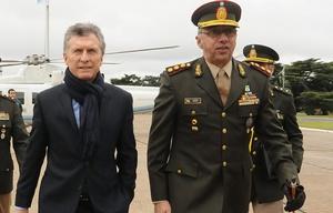 Suñer fue relevado por Macri