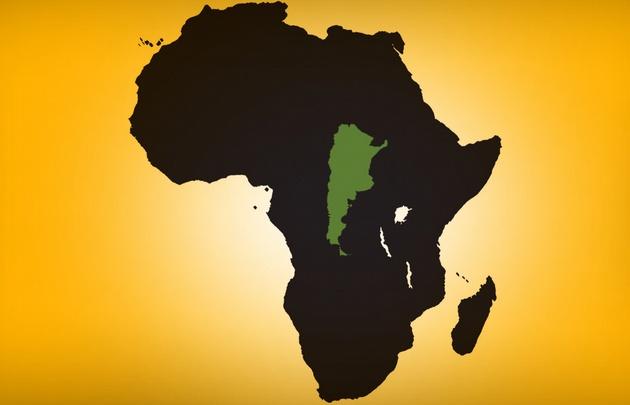 Argentina en África.