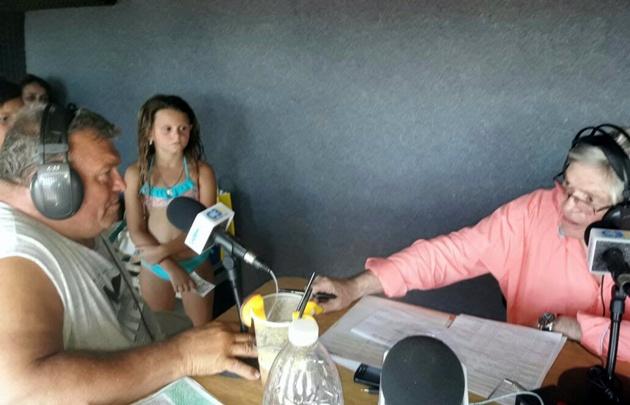 Calacaterra, criador de  nutrias en Miramar