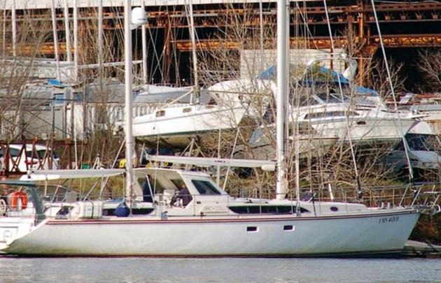 La embarcación había zarpado de Ushuaia el sábado.