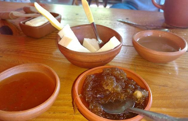 En San Antonio se preparan alimentos orgánicos y caseros