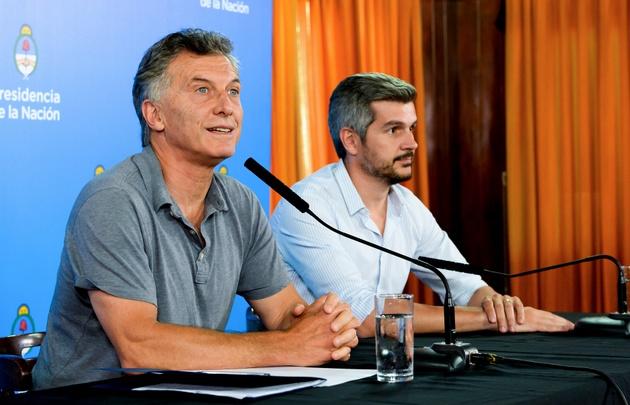 Macri sostuvo que las paritarias son libres.
