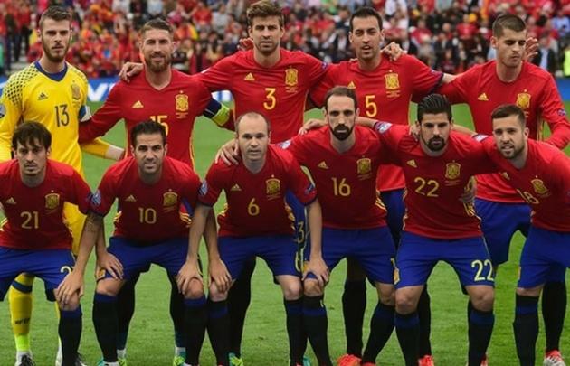 La Selección de España, candidata en el Mundial.