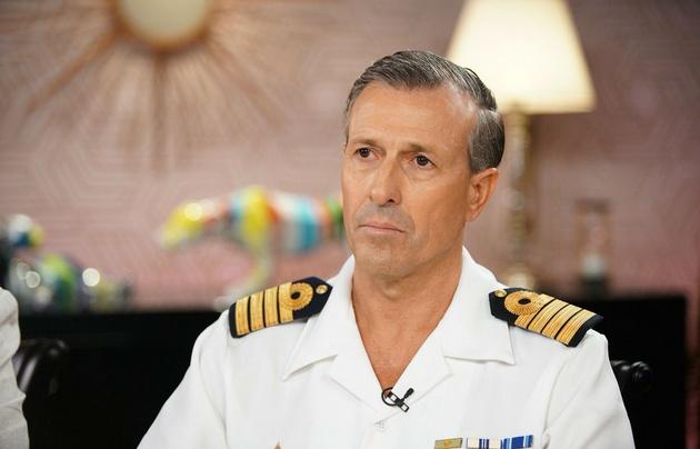 El vocero de la Armada dio información actualizada sobre la búsqueda (@mirthalegrand)
