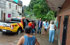 Catamarca atraviesa el peor temporal en los últimos 22 años (Foto: El Ancasti).