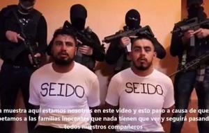 Fueron hallados muertos los dos agentes secuestrados en México.