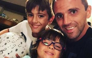 Walter Montillo denunció que discriminaron a su hijo menor en la escuela.
