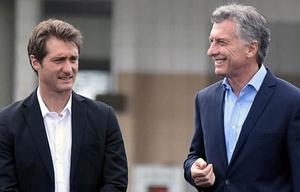 El técnico de Boca y el Presidente se reunieron este lunes (Foto: Archivo)