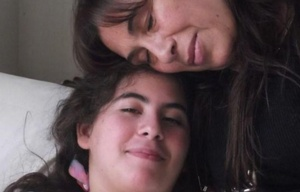 Paula Díaz Ahumada, la joven que pide le autoricen una eutanasia.