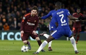 ''La Pulga'' rompió el maleficio y le marcó al Chelsea.