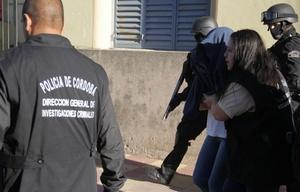Cayó la supuesta entregadora del golpe en Nueva Córdoba.