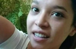 Celeste Caballero tenía 14 años y había sido vista por última vez el 10 de febrero.